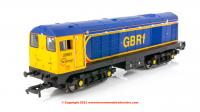 R3912 Hornby Railroad Class 20/9 Bo-Bo Diesel Locomotive number 20 901 in GBRf livery